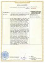 Таможенный сертификат Saer стр.2