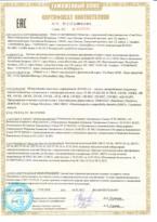 Таможенный сертификат по насосам Panelli