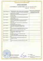 Таможенный сертификат насосы Hydroo стр. 2